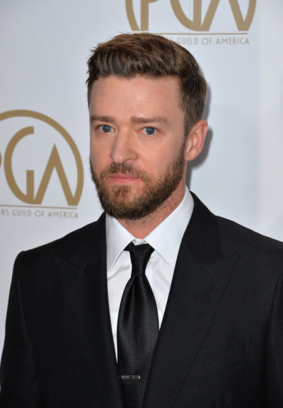 Justin Timberlake's Hairstyles Over the Years