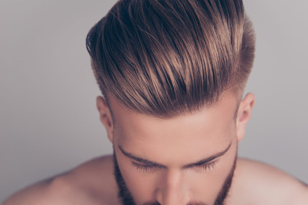 164 Slicked Back Hairstyles For Men Photos