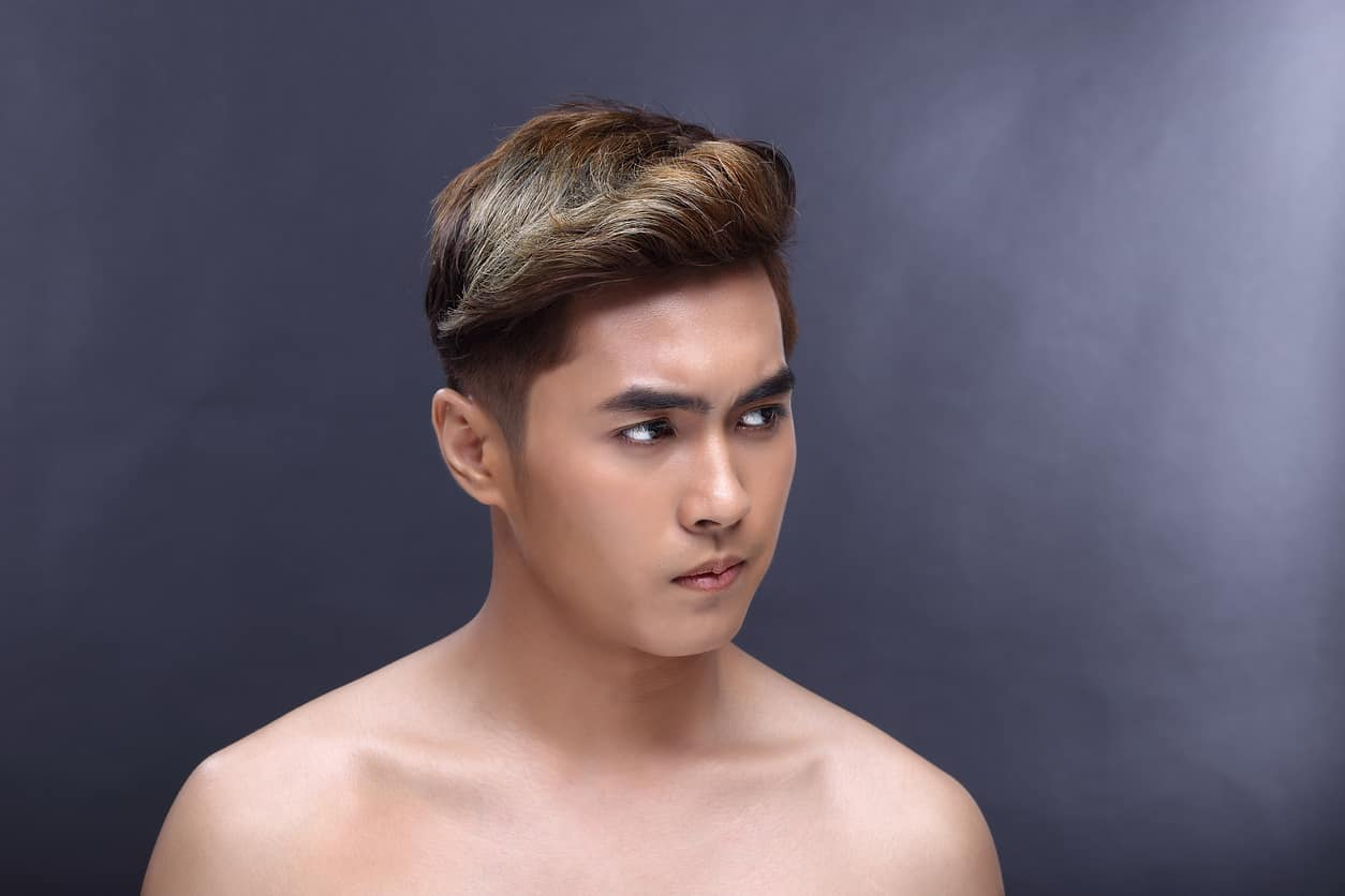 35 Mens Hairstyles With Highlights 2019 Photos