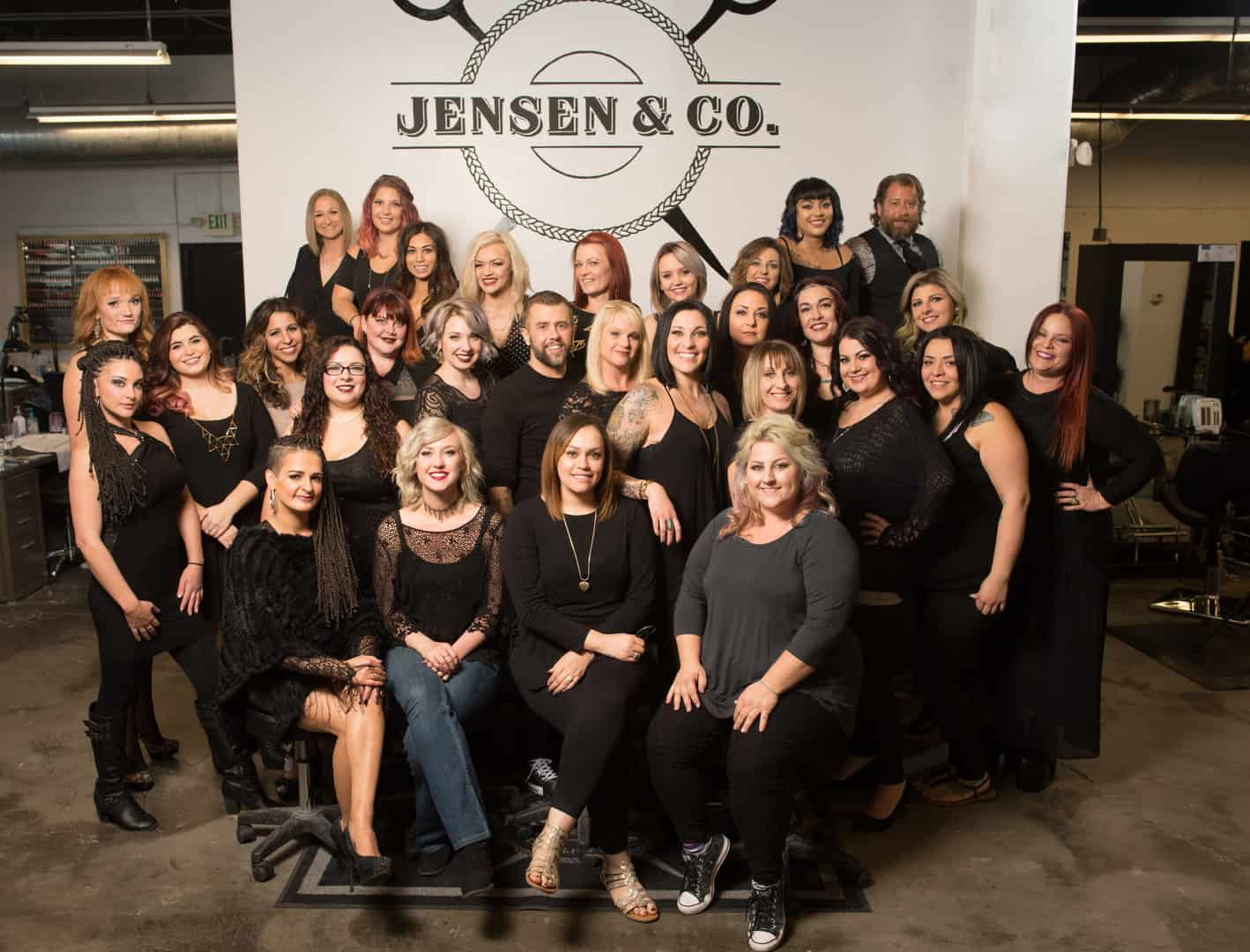 Jensen & Co. Salon in Reno, NV