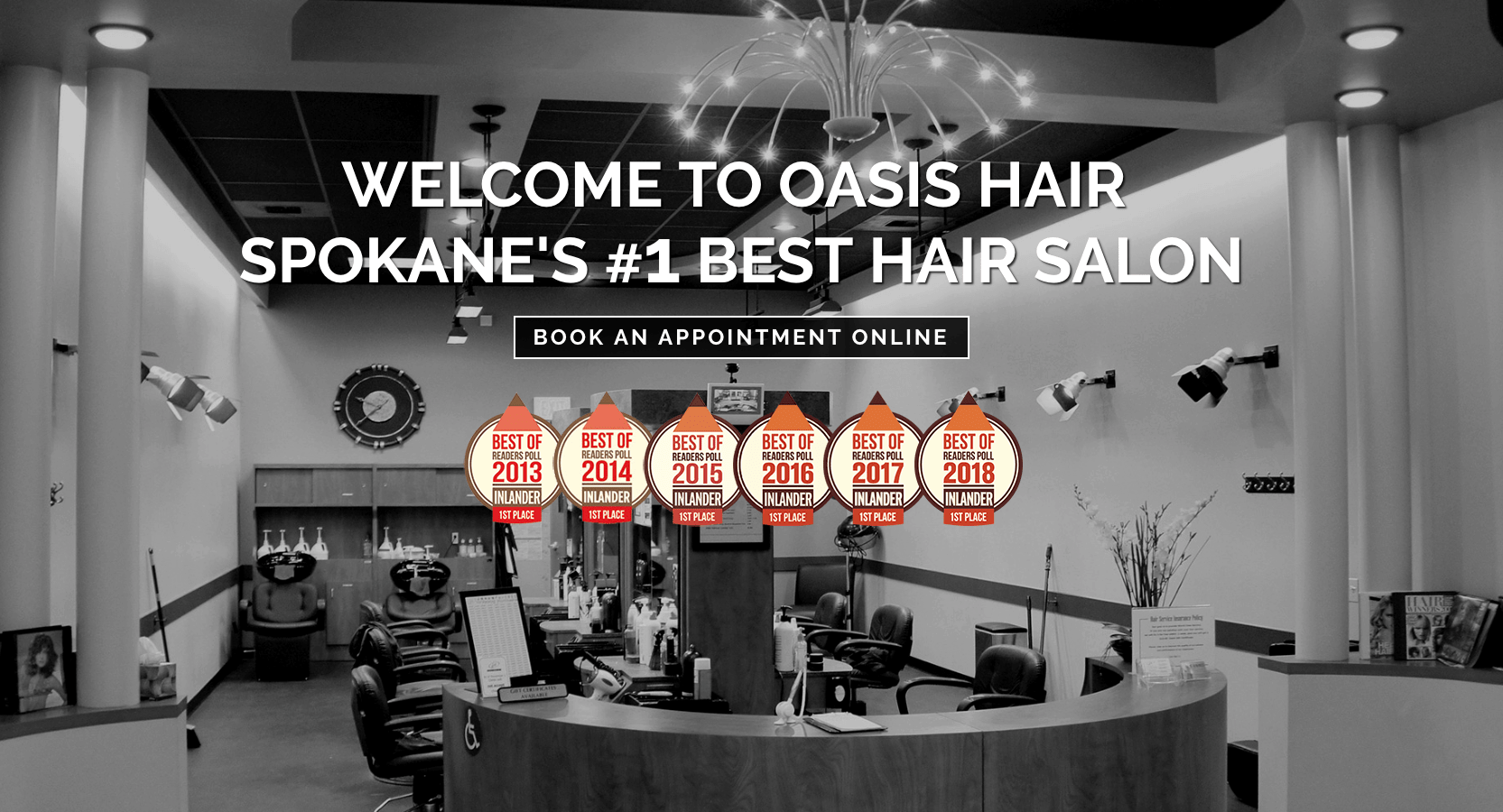 Oasis Hair in Spokane