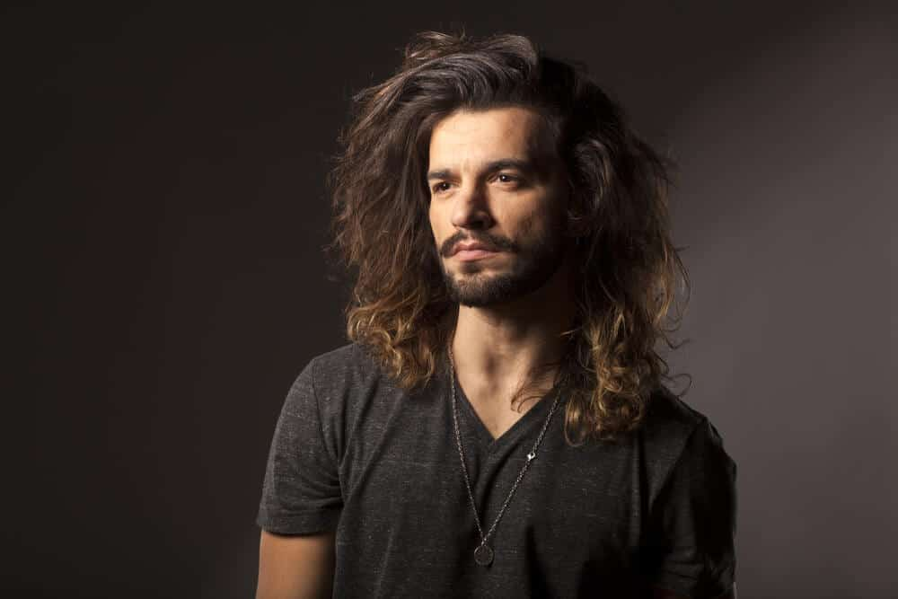 125 Men\u0027s Long Hairstyles for 2019