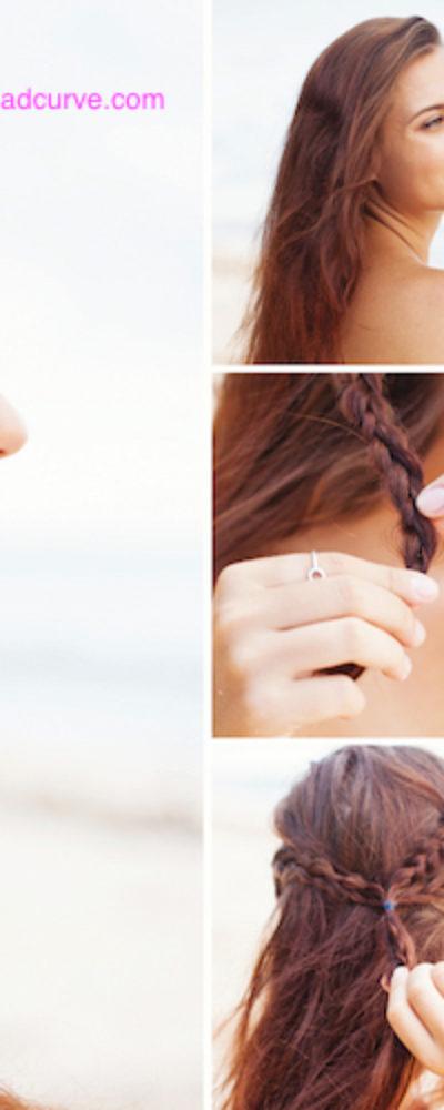 Greek style braids tutorial by Headcurve