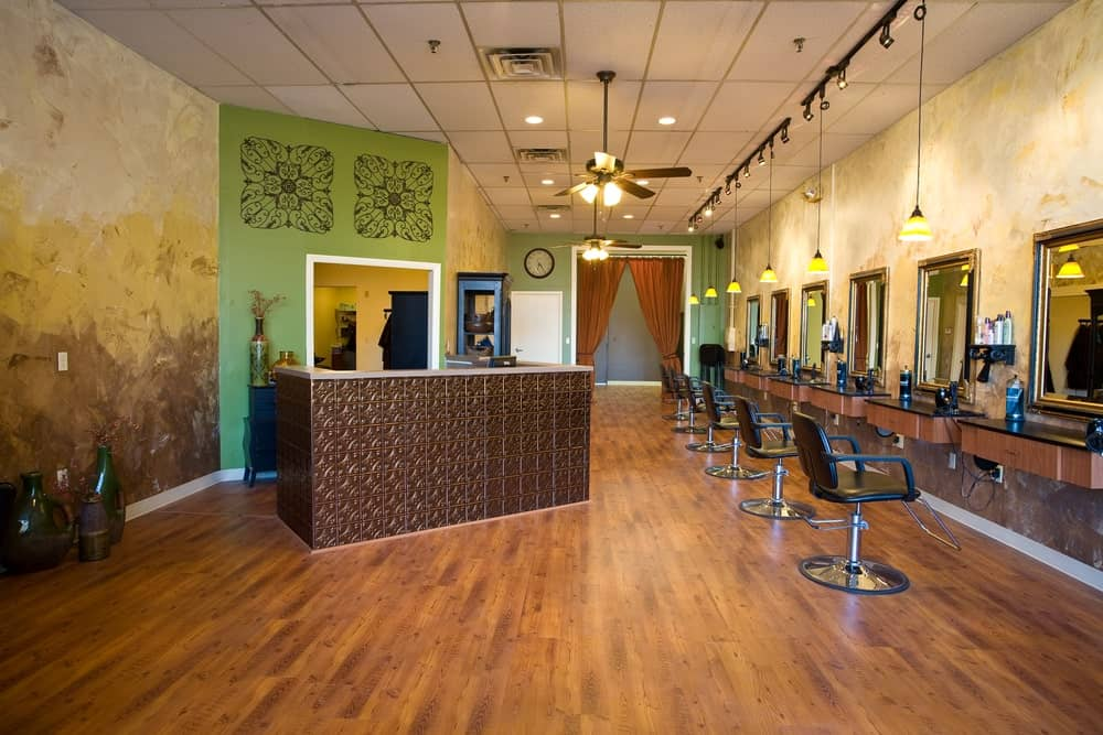Dosha salon spa featuring its classy vibe place.