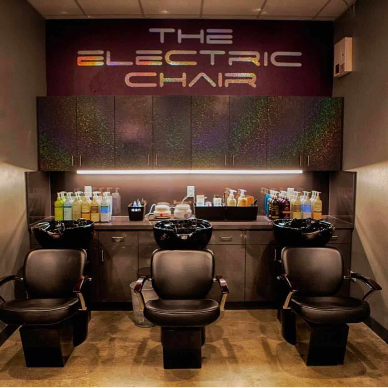 The Electric Chair Salon