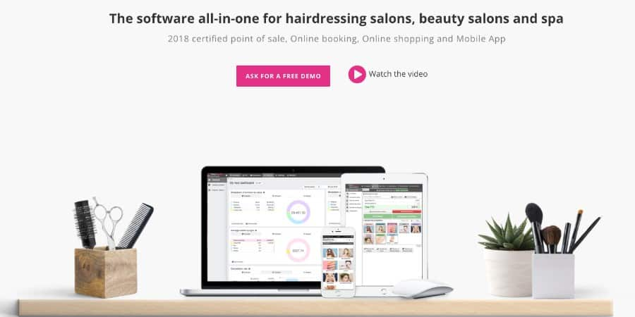 flexybeauty salon software