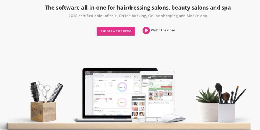 flexybeauty salon software