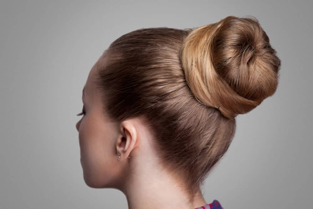 There's nothing quite as classic as a ballerina sleek hairdo. Though this may be for the more elegant amongst you, it still gives a very polished, mature look and we love it!