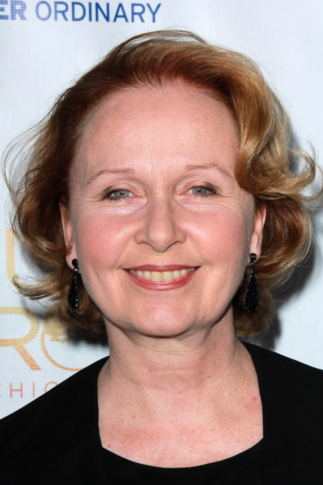 If you are looking for a way to look as fabulous as Kate Burton, it's time you try this simple yet stylish haircut. Cherry on top – with this haircut, you won't ever have to worry about keeping the hair out of your eyes. In other words, this haircut offers the complete package, convenience wrapped in style!