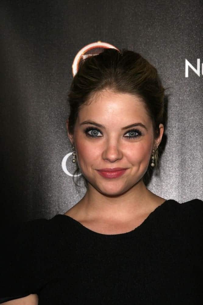 Ashley Benson was at the TV Guide Magazine's