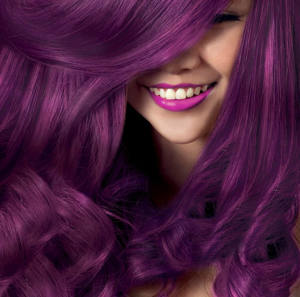 5 of the Best Shampoo Options for Purple Hair