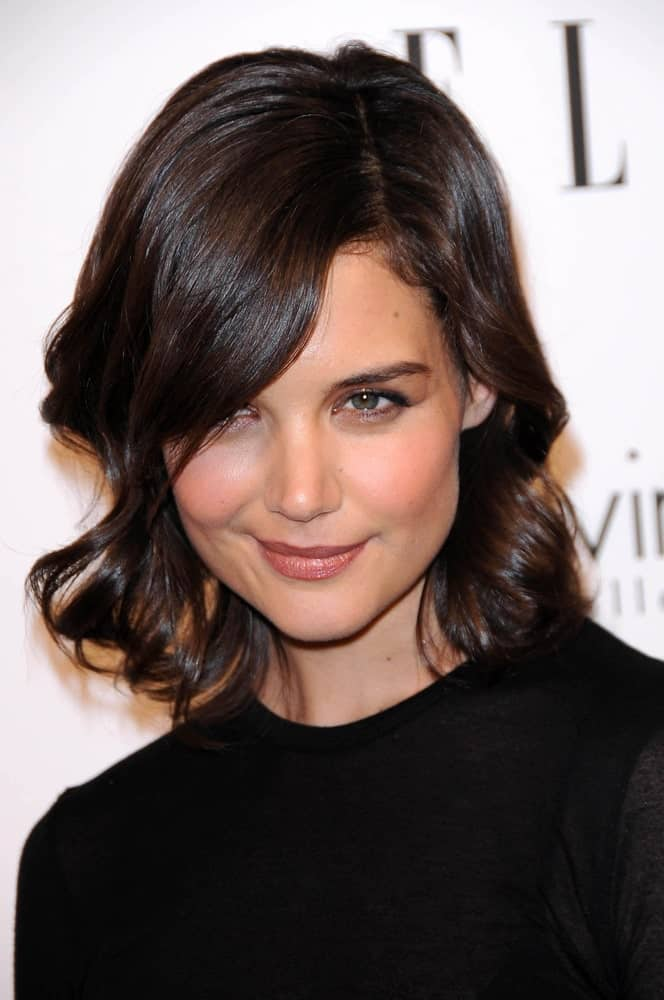 67 Different Types Of Side Swept Bangs For Women Photo Ideas