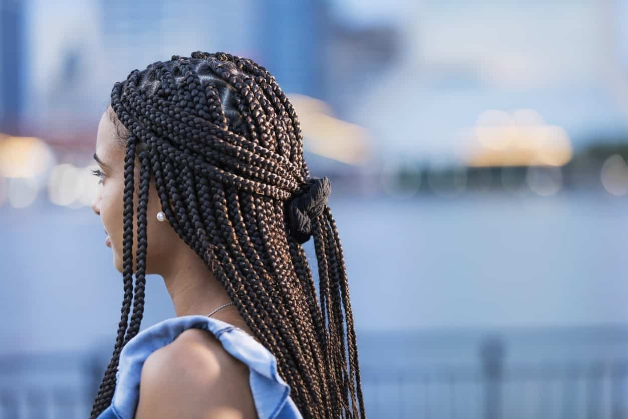 One of the greatest hairstyle sported by women of color is cornrows. This beautiful cultural hairstyle can only be styled if you have very thick hair that women of color are blessed with. The wonderful thing about this hairstyle is that it has dozens of variants.