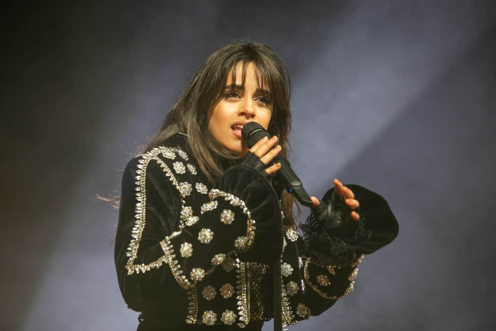 "Camila Cabello has been rocking her layers since her ""X-Factor"" days. The former ""Fifth Harmony"" singer is now known for her cute piece-y bangs and long layered hairstyles that never fail to highlight her lovely cheekbones."