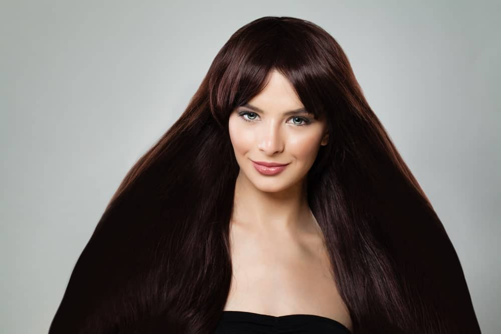 45 Straight Brunette Hairstyles For Women (Photos
