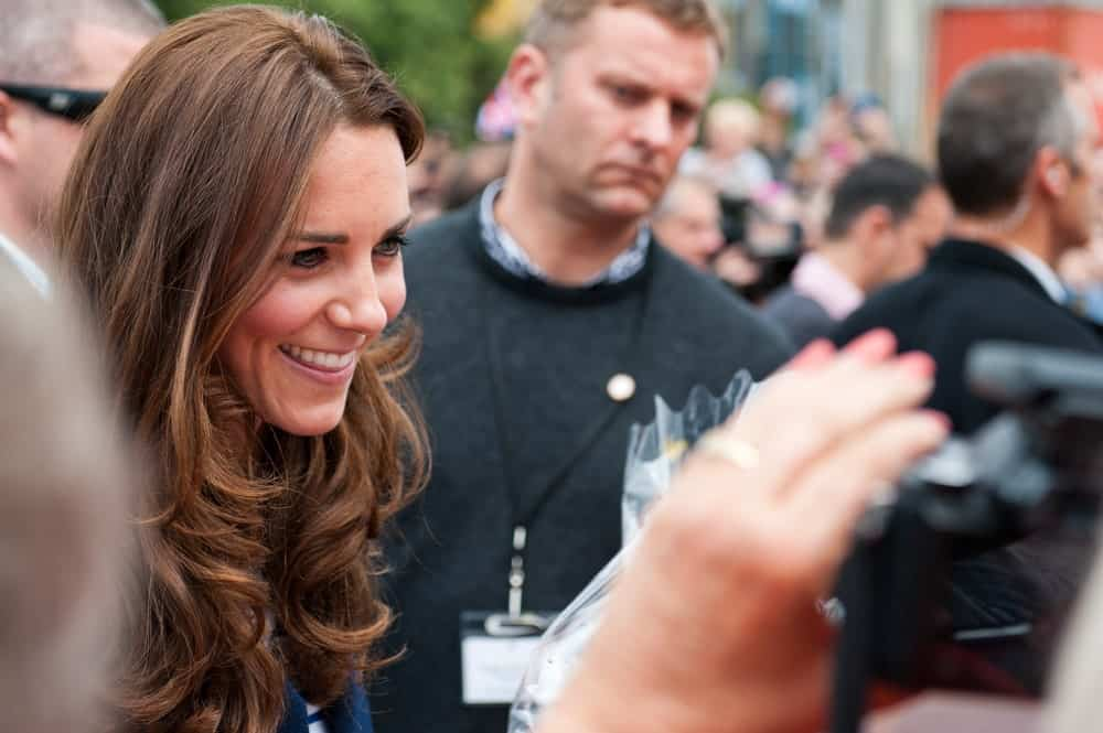 Duchess of Cambridge Kate Middleton is often spotted sporting her signature wavy locks. It adds a lot of bounce to her hairstyle and looks stylish without being over the top. Waves are definitely royalty approved!