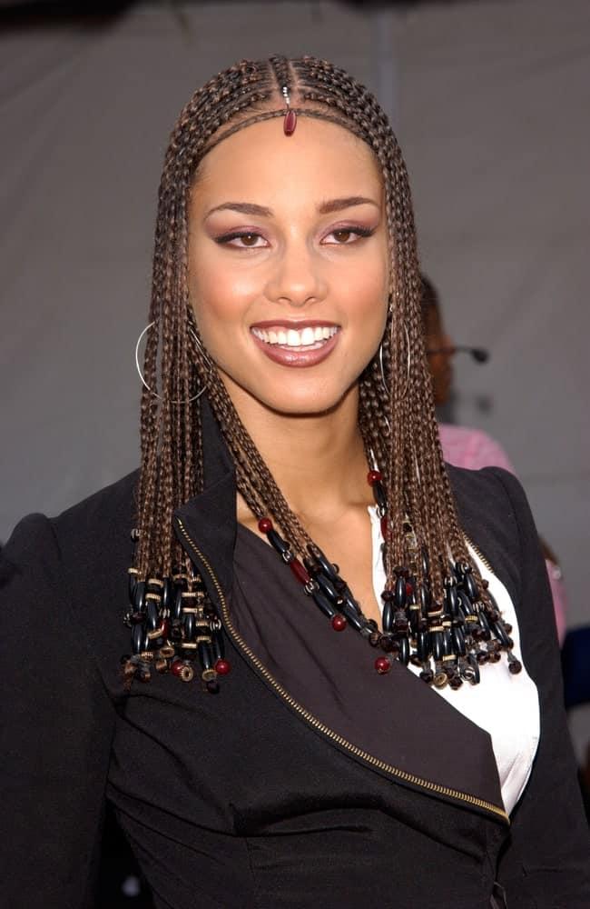 24 Types Of Fulani Braid Hair Styles For Women Photos