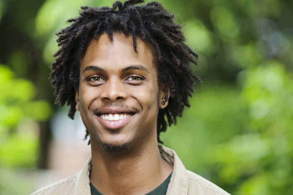 50 Dreadlocks Hairstyles For Men (Short And Long)