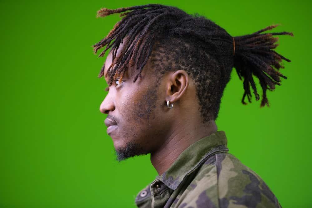 50 Dreadlocks Hairstyles for Men (Short and Long) - Headcurve
