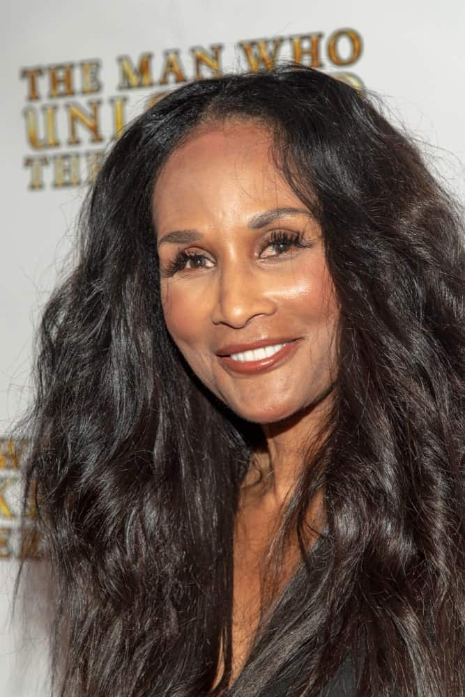 Beverly Johnson during event