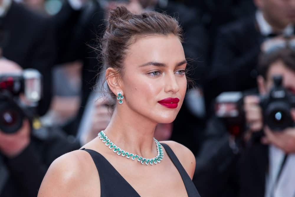 Irina Shayk at event