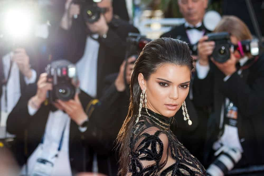 Kendall Jenner in Cannes