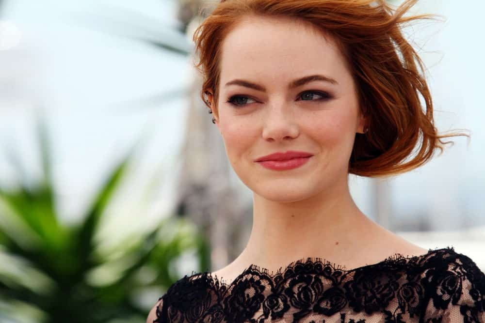 The ever beautiful Emma Stone