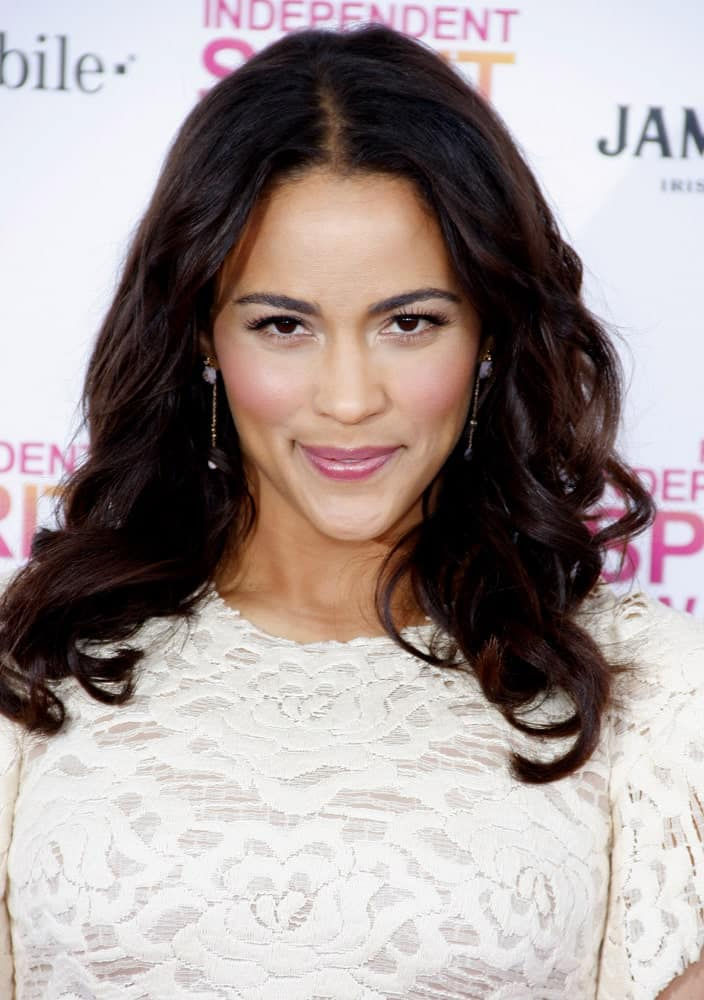 Paula Patton close-up
