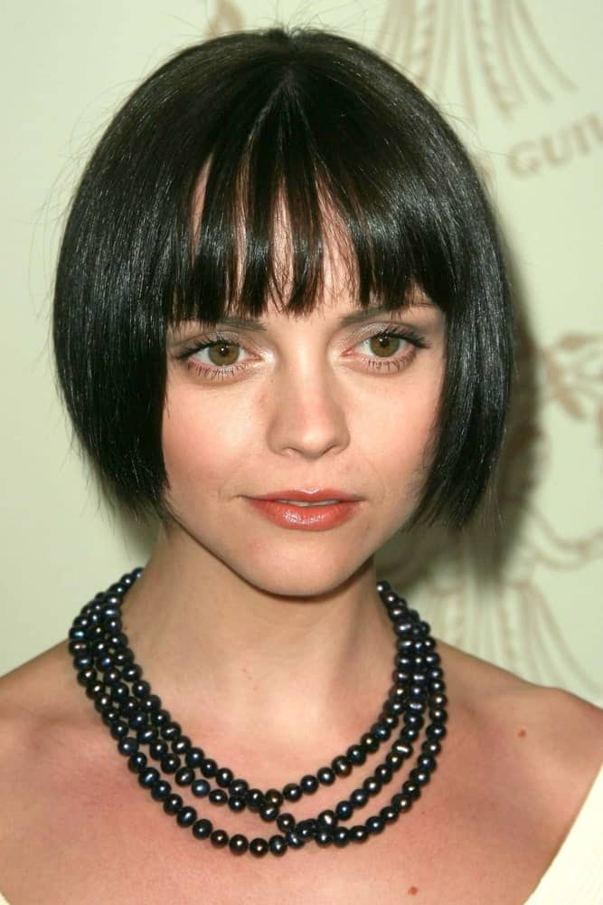 Christina Ricci at the Women's Guild 50th Anniversary Fundraising Gala. Beverly Wilshire Hotel, Beverly Hills, CA.