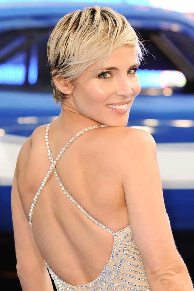 Elsa Pataky arriving for the 'Fast And Furious 6' Premiere, at Empire Leicester Square, London.