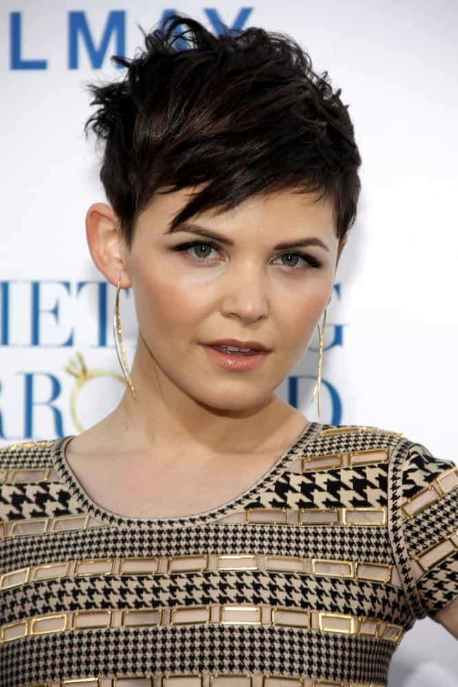 Ginnifer Goodwin at the Los Angeles Premiere of