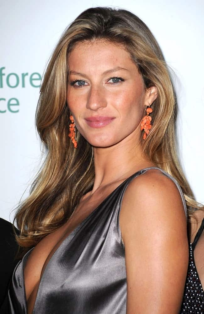 Gisele Bundchen at The 2009 Rainforest Alliance Gala, American Museum of Natural History, New York City, NY May 6, 2009