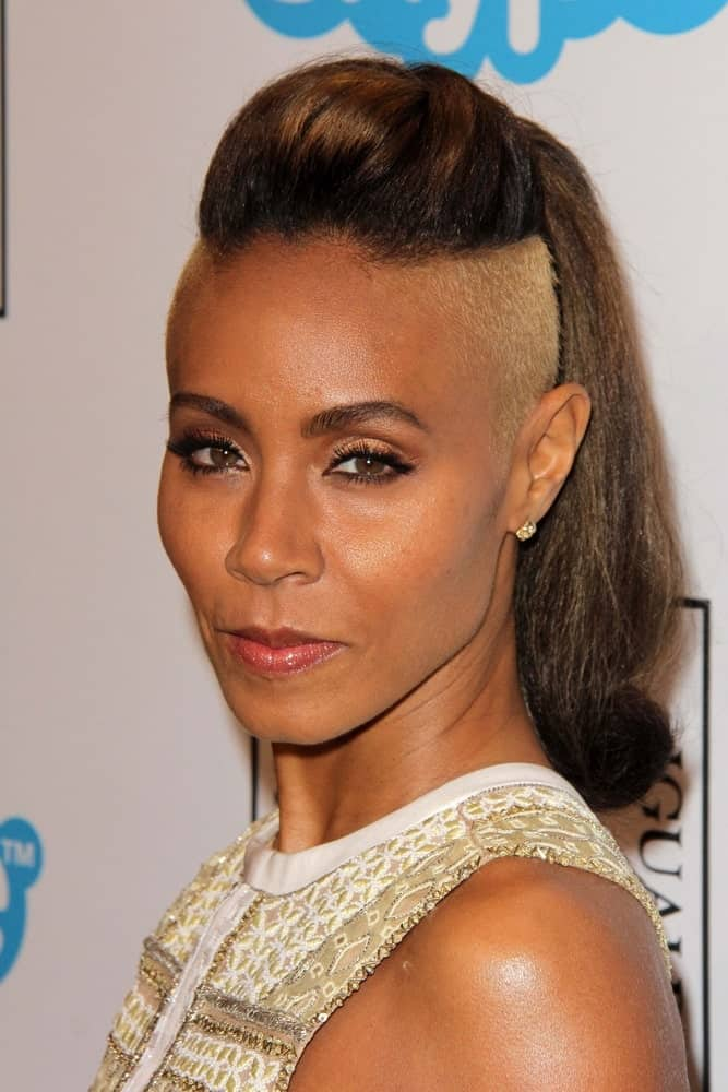 Jada Pinkett Smith at the Equality Now Presents Make Equality Reality at Montage Hotel on November 4, 2013 in Beverly Hills, CA.