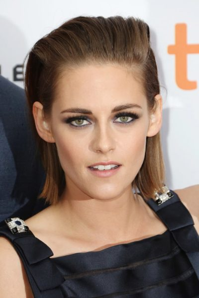 Actress Kristen Stewart attends the 'Equals' premiere during the 2015 Toronto International Film Festival at the Princess of Wales Theatre on September 13, 2015 in Toronto, Canada.