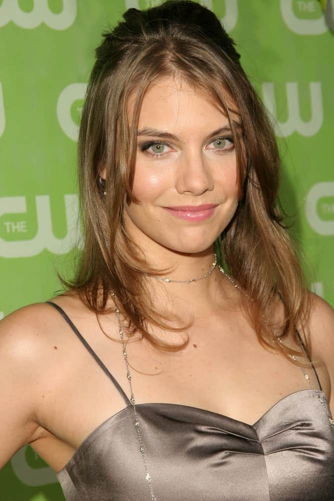 Lauren Cohan at the CW Summer 2007 TCA Press Tour. Pacific Design Center, Los Angeles, CA.