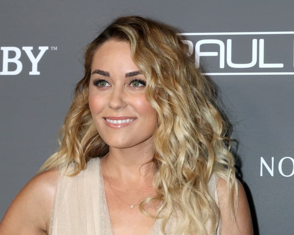 Lauren Conrad at the 2018 Baby2Baby Gala at the 3Labs on November 10, 2018 in Culver City, CA