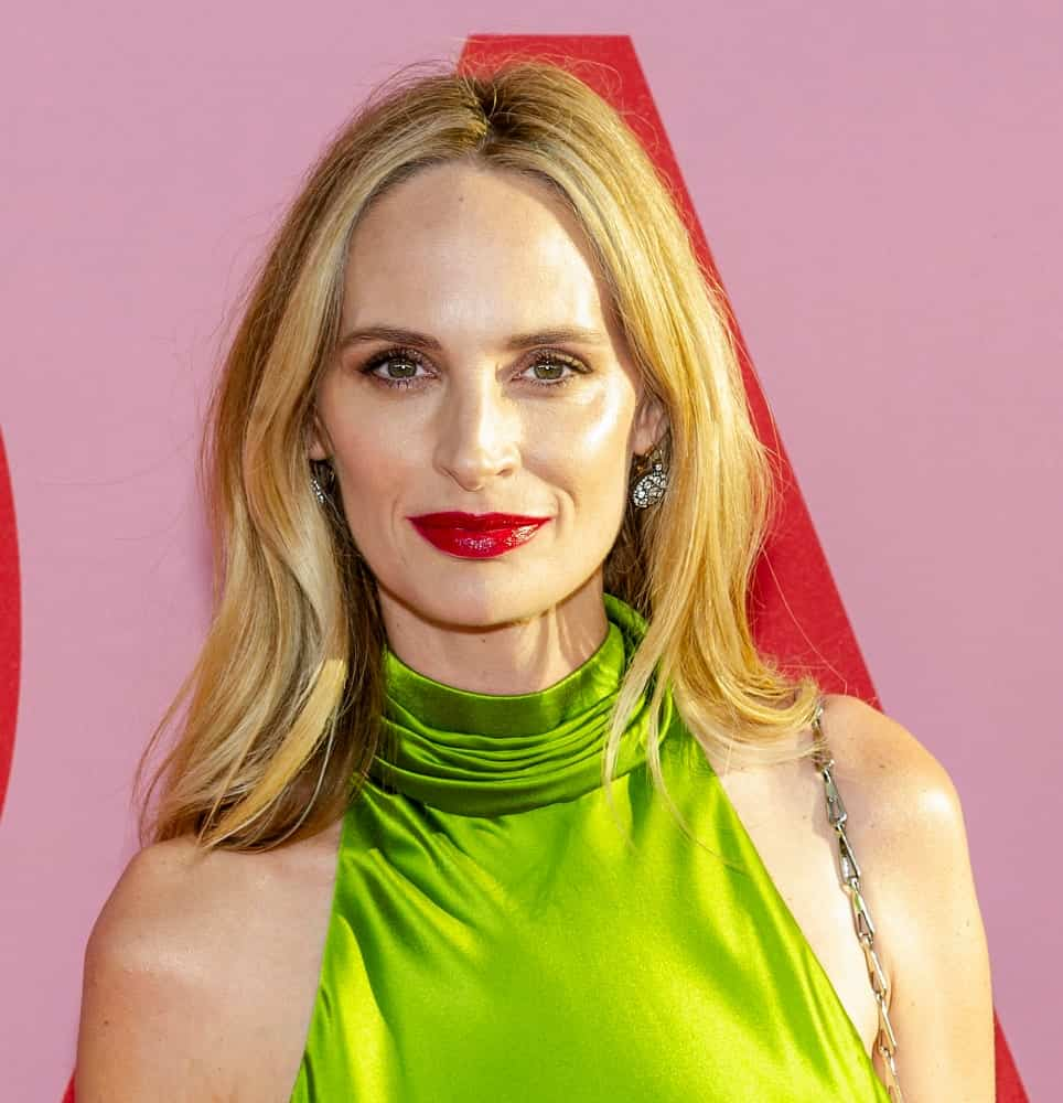 Lauren Santo Domingo attends 2019 CFDA Fashion Awards at Brooklyn Museum.