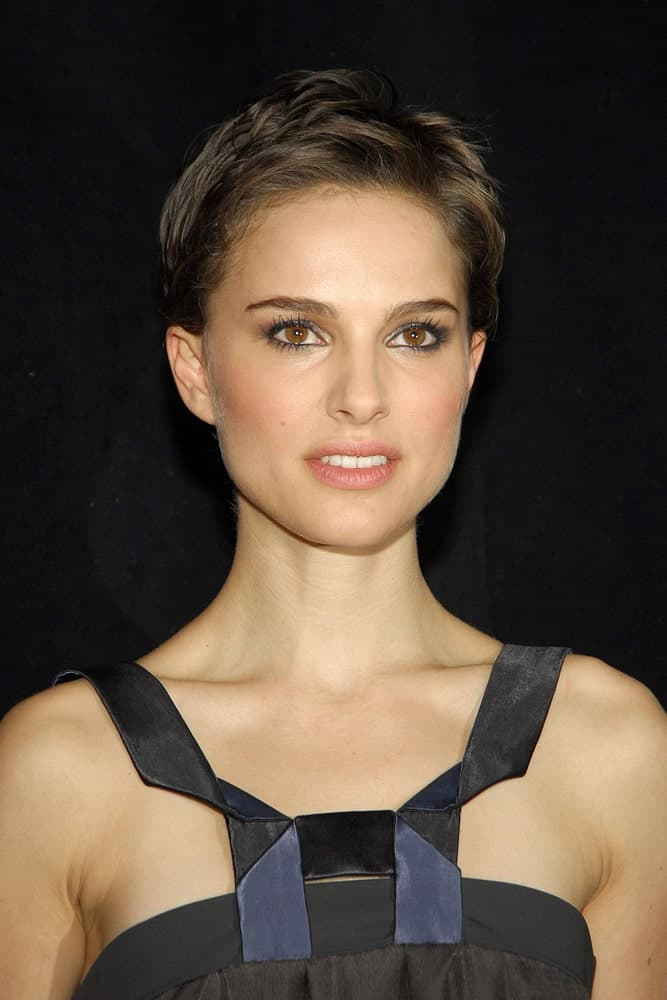 Natalie Portman at V FOR VENDETTA Premiere, Jazz at Lincoln Center Rose Theater, New York, NY, March 13, 2006.