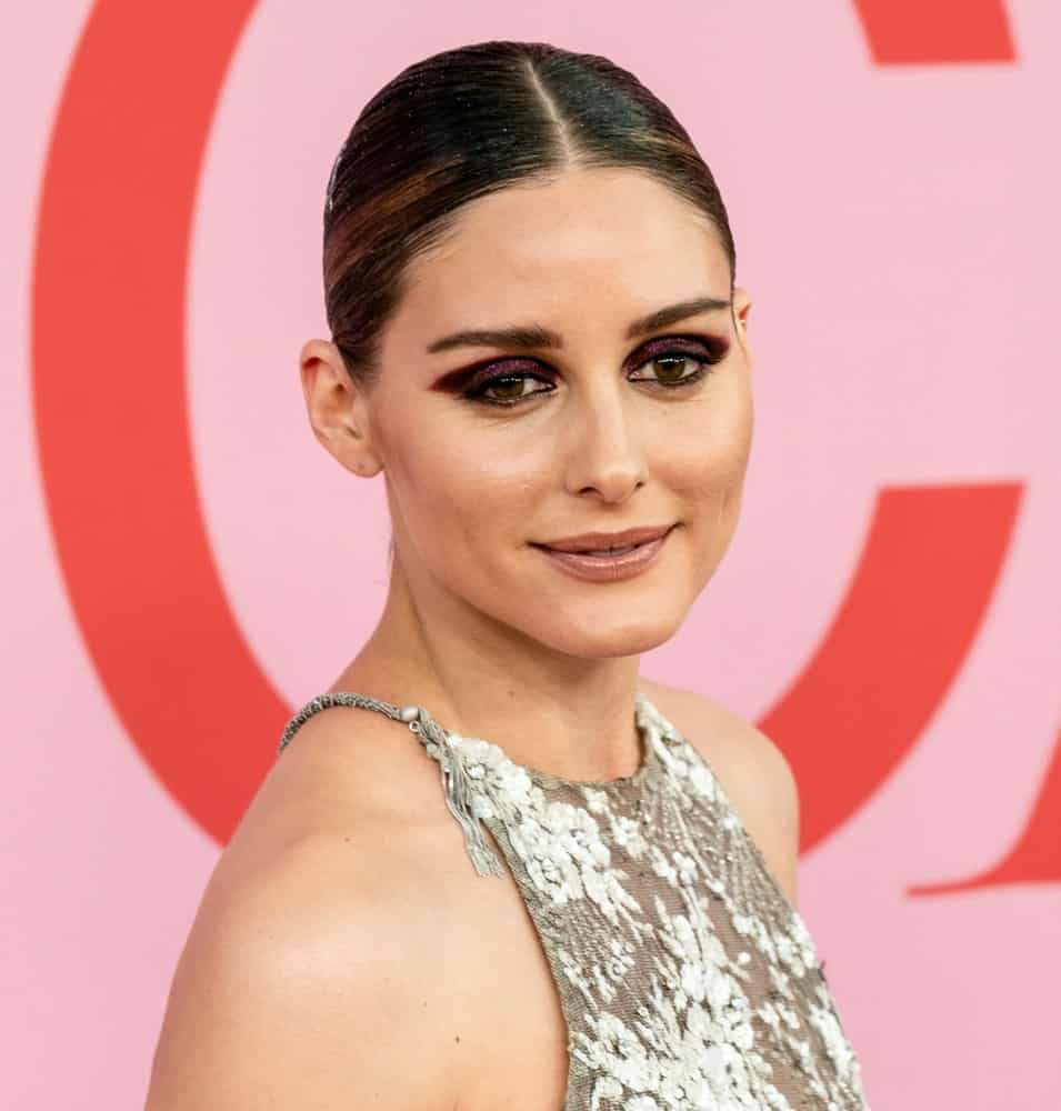 Olivia Palermo attends 2019 CFDA Fashion Awards at Brooklyn Museum.