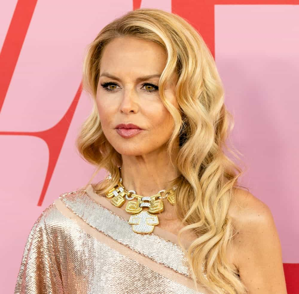 Rachel Zoe attends 2019 CFDA Fashion Awards at Brooklyn Museum.