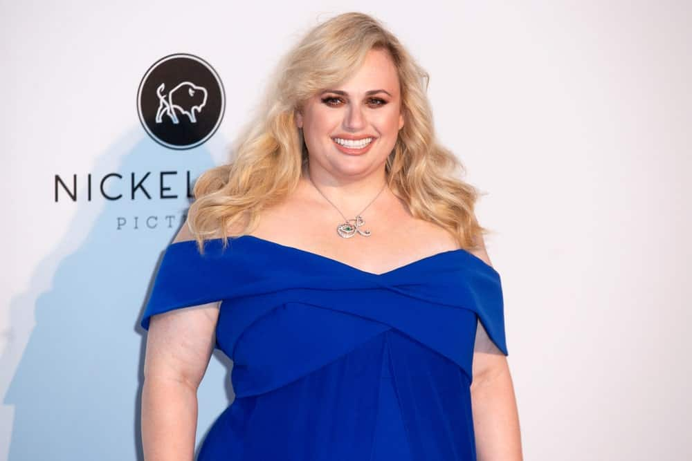 Rebel Wilson attends the amfAR Cannes Gala 2019 at Hotel du Cap-Eden-Roc on May 23, 2019 in Cap d'Antibes, France.