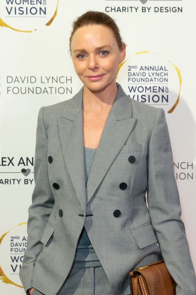 Stella McCartney attends David Lynch Foundation Women of Vision Benefit Luncheon at 583 Park Avenue