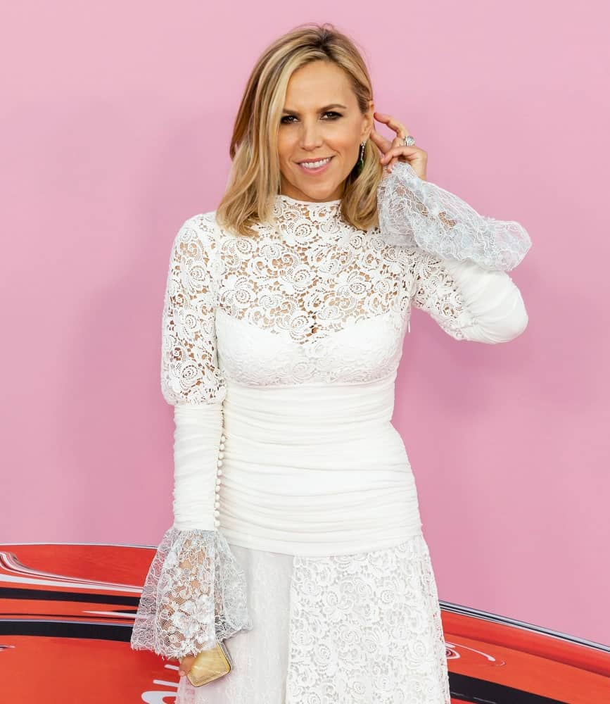 Tory Burch attends 2019 CFDA Fashion Awards at Brooklyn Museum.