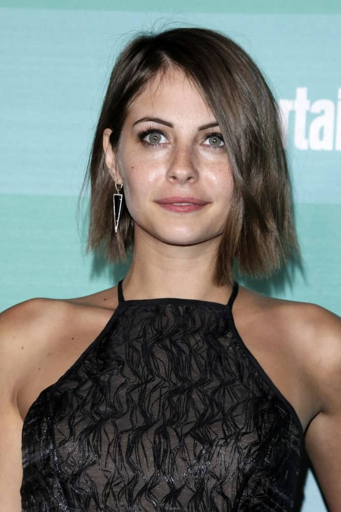 Willa Holland at the Entertainment Weekly's Annual Comic-Con Party at the FLOAT at The Hard Rock Hotel on July 11, 2015 in San Diego, CA.