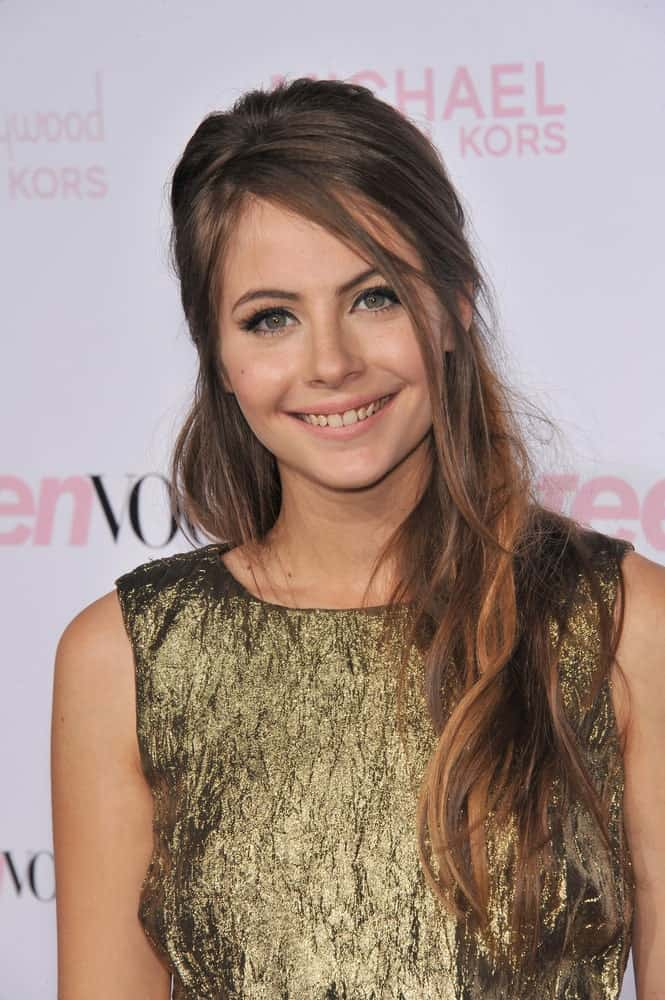 Willa Holland at the 8th Annual Teen Vogue Young Hollywood Party in partnership with Michael Kors at Paramount Studios, Hollywood. October 1, 2010 Los Angeles, CA.