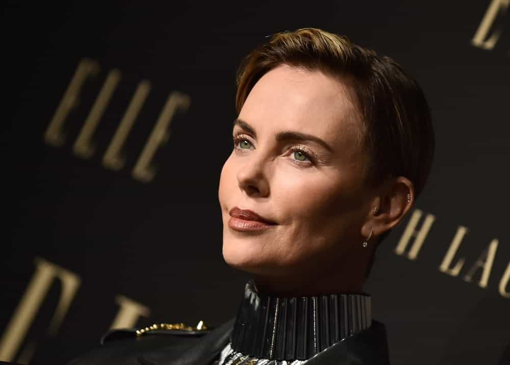 The actress was seen at the ELLE Women in Hollywood last October 14, 2019, rocking a pixie haircut that's brushed on the side. The look was completed with natural makeup and ear piercings.