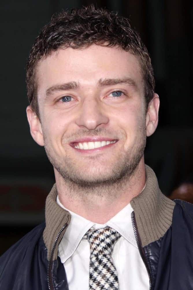 Justin Timberlake spotted in Grauman's Chinese Theatre, Hollywood, California for the premiere of