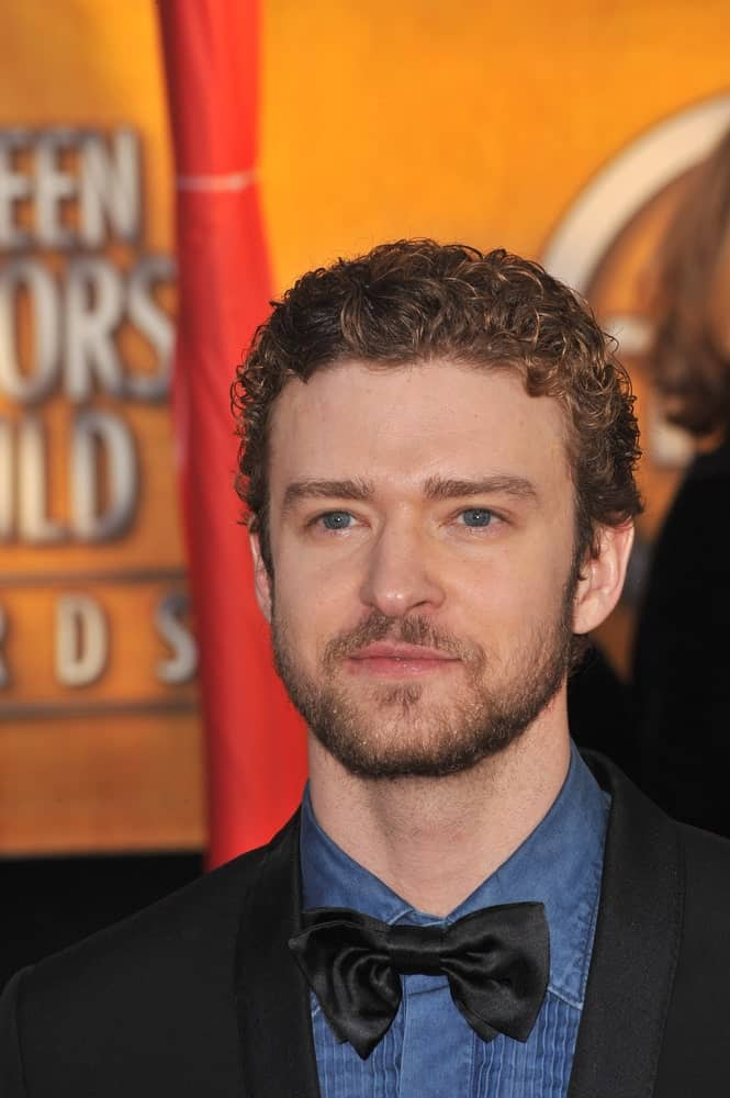 Justin Timberlake during the 16th Annual Screen Actor Guild Awards, taken on January 23, 2010 in Los Angeles, California.