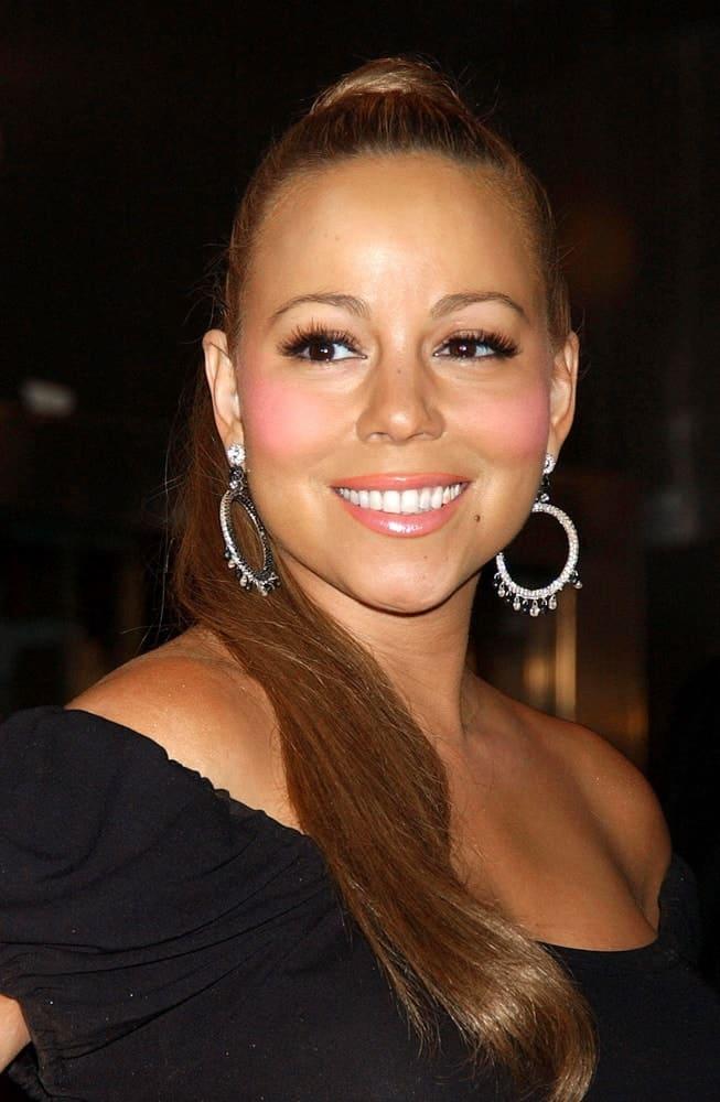 Mariah Carey at BMI Urban Music Awards, Roseland Ballroom, New York, NY, August 30, 2006.