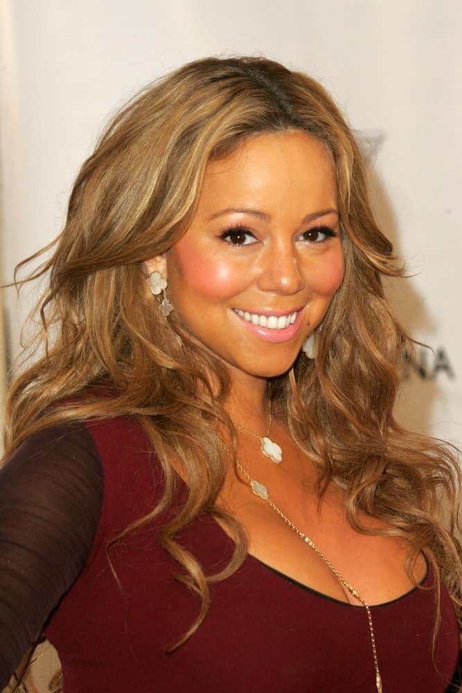 Mariah Carey seen during the Make-A-Wish Wish Night 2006 Awards Gala held at Beverly Hills Hotel, Beverly Hills, California. November 17, 2006.
